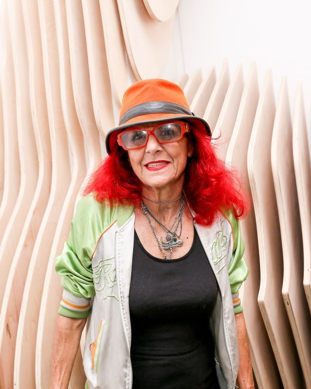 Patricia Field Representing Artists Styling TV Lands Younger Talks Presidential Election