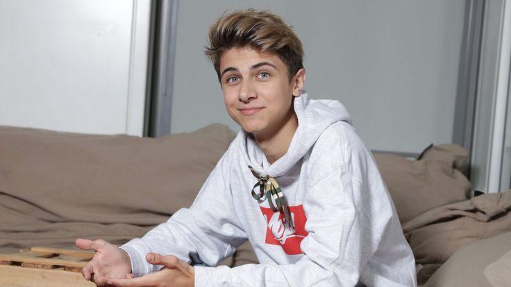 Lukas Rieger (17)   Jugendliche fallen wegen YouTube-Star in Ohnmacht - BILD