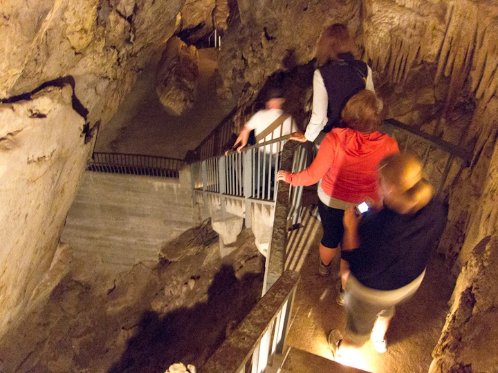 Lewis and Clark Caverns in Montana. So epic.