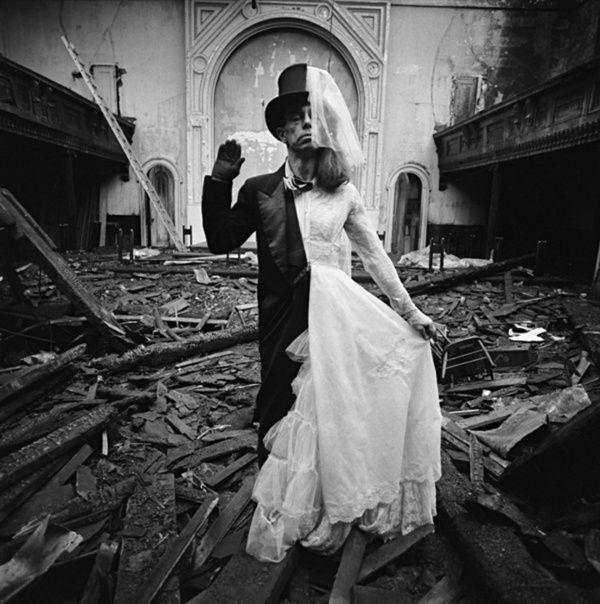 Le paure di Arthur Tress - Fotografia contemporanea ~ Fotografia Artistica Blog G. Santagata