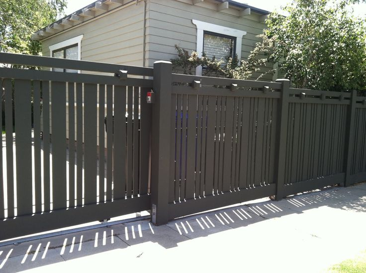 35 Best Craftsman Fences Amp Gates Images By American