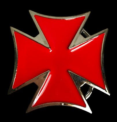 Crusades Templars Knight Red Cross Metal Belt Buckle #cross #crossbuckle #crossbeltbuckle #redcross #redcorssbuckle #redcrossbeltbuckle #metalcross #religious #religion #coolbuckles #beltbuckle