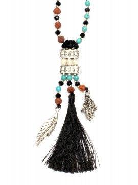 BORRO Tassel Necklace