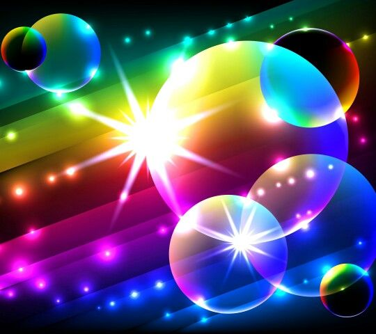 Colorful Iphone Wallpaper: 17 Best Images About Colorful Bubbles Wallpaper On Pinterest