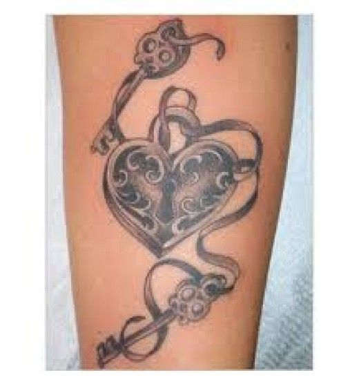 One beautiful tattoo design that you may want to consider is the key and lock tattoo. Key and lock tattoos are not a main stream tattoo, but they are an interesting tattoo design. Key and lock tattoos are commonly colorful meaningful tattoos. The...