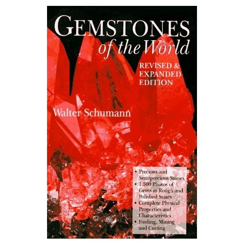 Most complete reference book on gemstones.