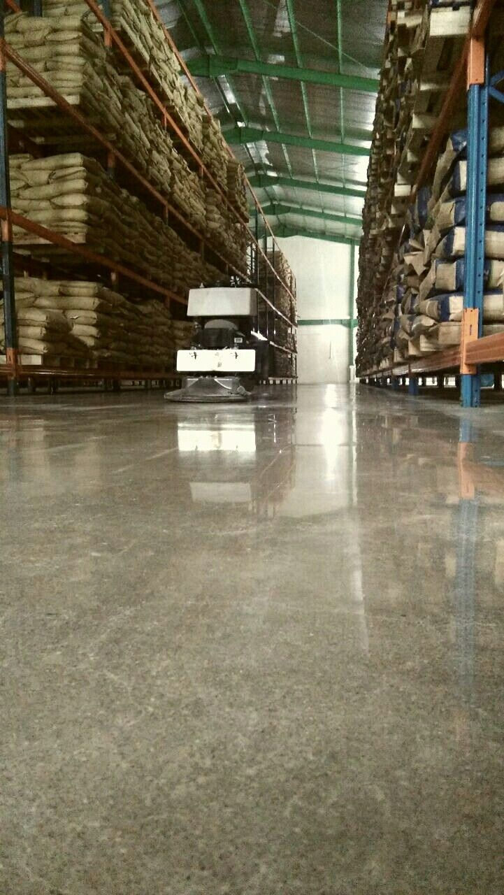 Cipta Makmur Adi Pratama Citeureup Bogor | Polished by Teknoklinz Indonesia Polished Concrete Expert 0811812343