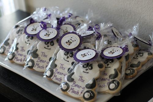16 Best Panda Theme Party Images On Pinterest Panda