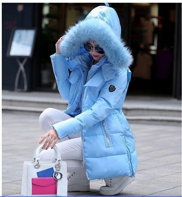 Женское меховое утка вниз пальто зимнее с капюшоном верхняя одежда парка длинная леди куртка Корея | Одежда, обувь и аксессуары, Одежда для женщин, Пальто и куртки | eBay!
