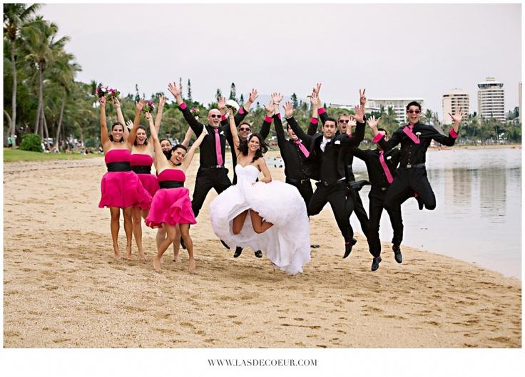 Mariage à Noumea en Nouvelle-Calédonie