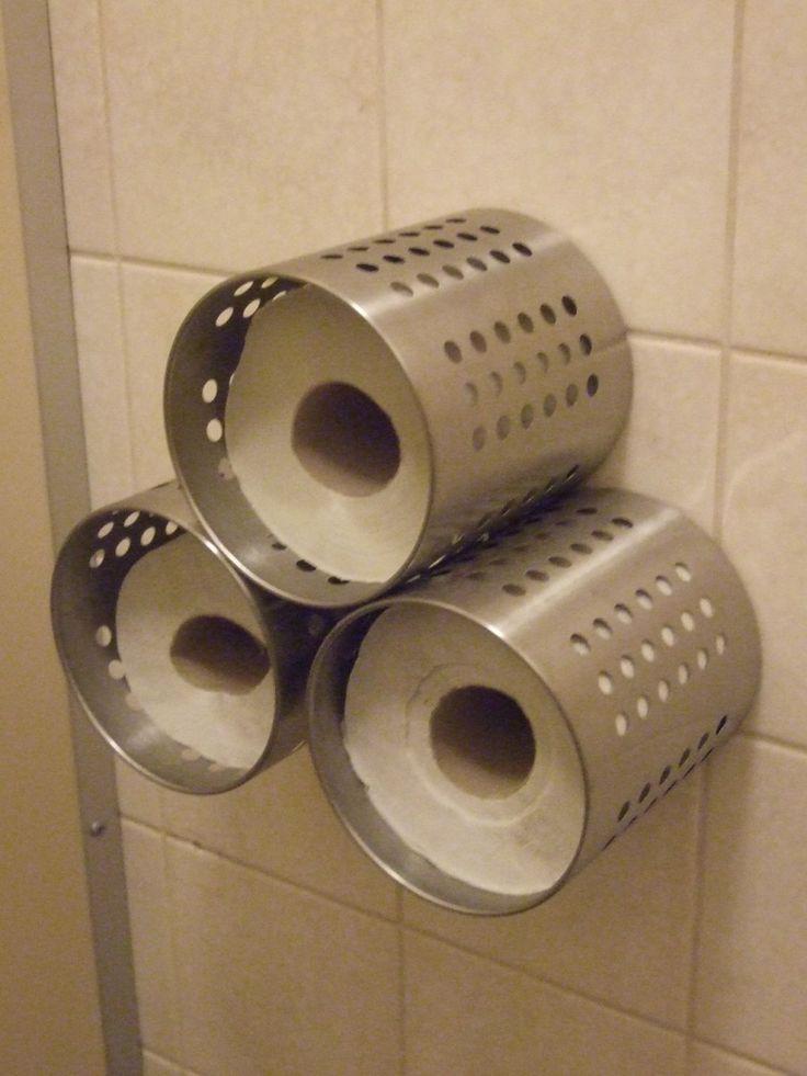 Best 25 toilet roll holder ideas on pinterest toilet for Storage for toilet rolls