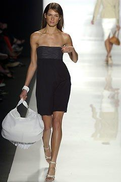 Michael Kors Collection Spring 2003 Ready-to-Wear Fashion Show - Lindsay Frimodt, Michael Kors