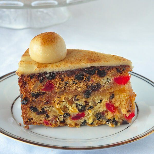 Irish Easter Simnel Cake