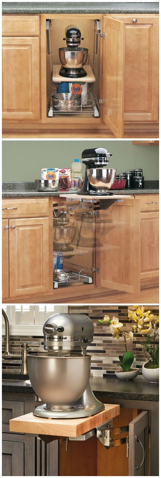 Kitchen cabinet tremendous corner base sink cabinet with half moon - Rev A Shelf Appliance Lift Unique Storage Solution For Your Heavy Duty Appliances