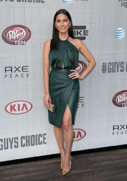 Оливия Манн на церемонии Spike TV's Guys Choice 2014 Awards . Обсуждение на LiveInternet - Российский Сервис Онлайн-Дневников