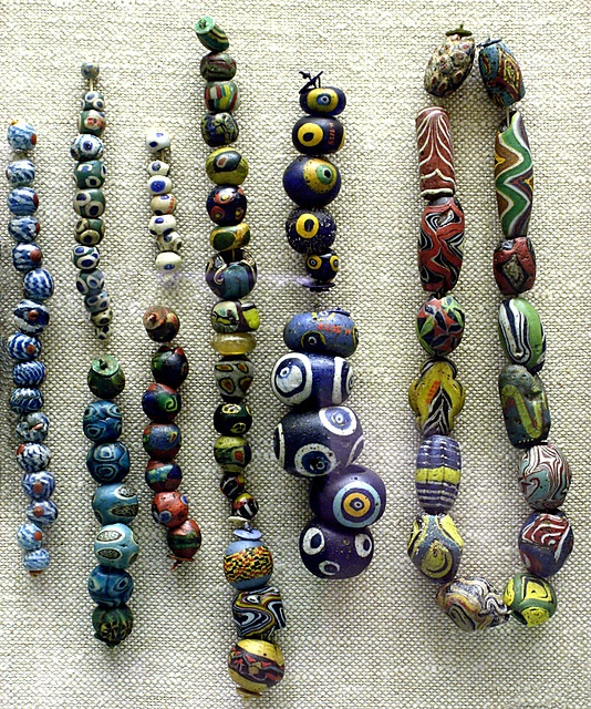dating glass beads History of african beads african beads the earliest powder glass beads were found in present day zimbabwe dating back to 970 – 1000 ce but from colonial times to the present day, the main area of.