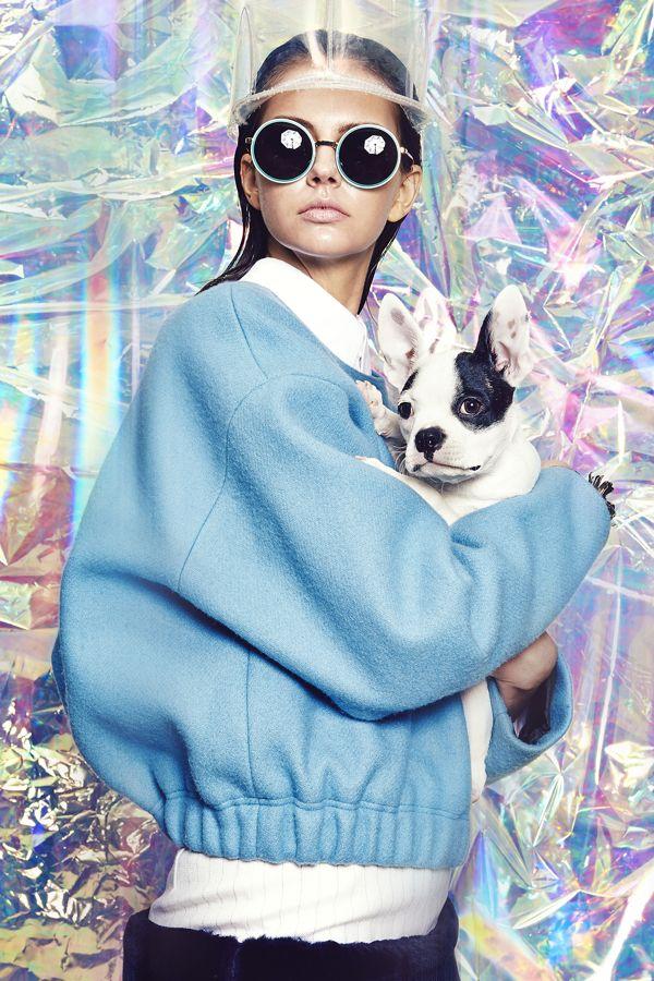 'GENTLEMONSTER' Fashion Editorial on Fashion Served