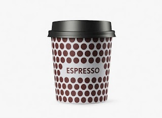 Shokoladnica Take Away Coffee Cups:
