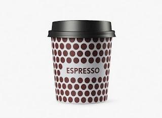 Shokoladnica Take Away Coffee Cups: