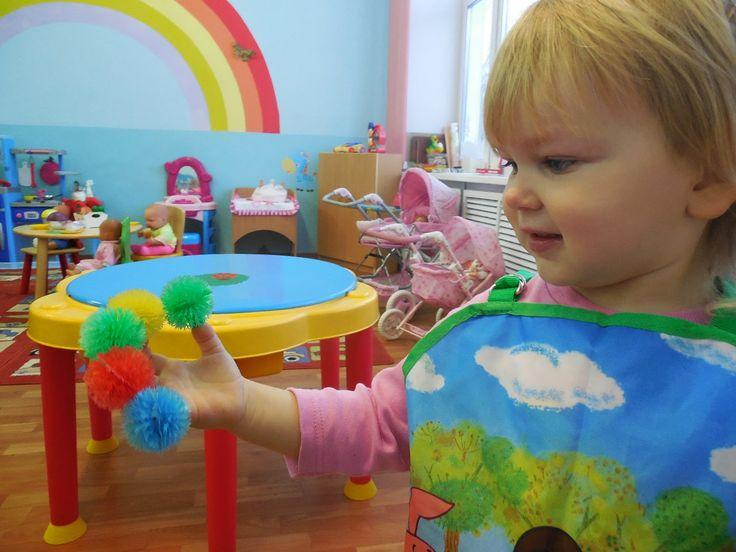 Ни минуты покоя: Развивающие игры для малышей или Остановись, мгновение!