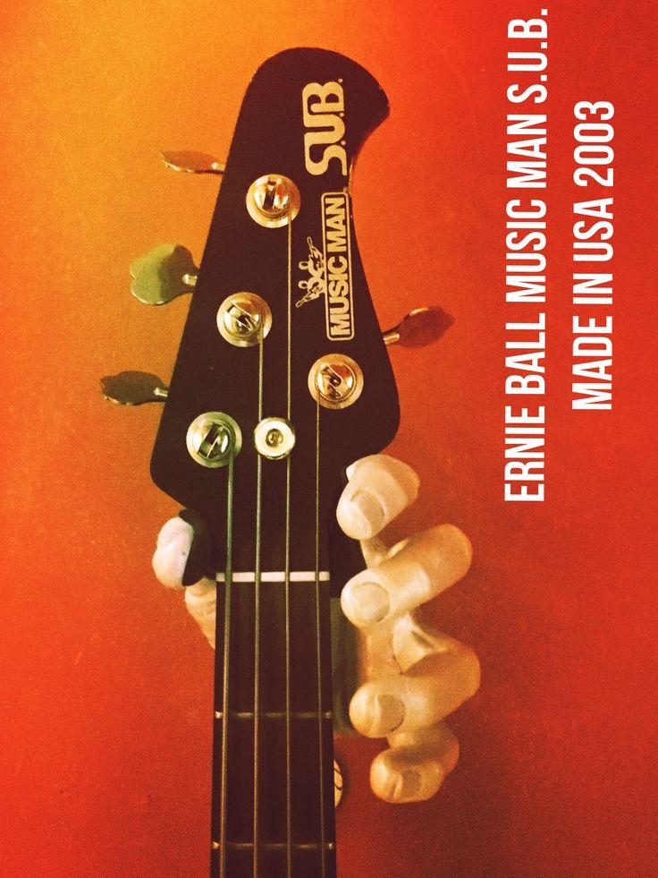 Ernie Ball Music Man S.U.B. USA 2003 Bass