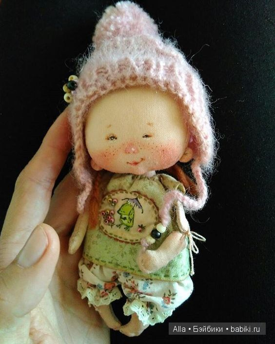 Авторские куклы Светланы Сергеевой / Текстильные куклы / Бэйбики. Куклы фото. Одежда для кукол