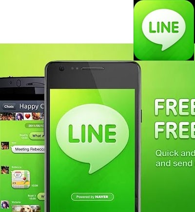 La aplicación para hablar gratis Line te ayudará a bajar tu factura telefónica. La app de Android pesa 11 Mb. Ha revolucionado las conversaciones en muchos países asiáticos. Tiene un punto negativo: con ciertos modelos con sistemas operativo Android no funciona bien pero al probarlo lo verás de inmediato. Y sin duda es mucho mejor que whatsapp, viber y skype movil. ¡¡¡Es la mejor alternativa para hablar gratis!!!!
