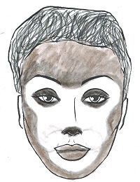 Monkey Makeup Ideas ~ All Halloween                              …