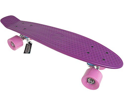 Special Offers - Welcomeget Pp-pk 22 Inch Retro Complete Plastic Skateboard Banana Board - In stock & Free Shipping. You can save more money! Check It (June 05 2016 at 04:10AM) >> http://kidsscooterusa.net/welcomeget-pp-pk-22-inch-retro-complete-plastic-skateboard-banana-board/