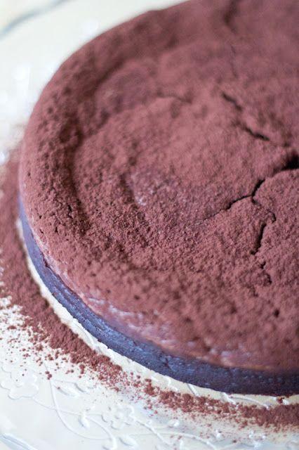 Rezept für saftigen Schokoladen-Maronen-Kuchen nach Sir Paul McCartney von moeyskitchen.com