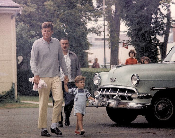 Do you think Caroline Kennedy may be selling her father short by comparing Obama to JFK?
