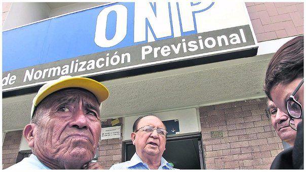 Mal. Sistema Nacional de Pensiones recibió dinero ajeno.
