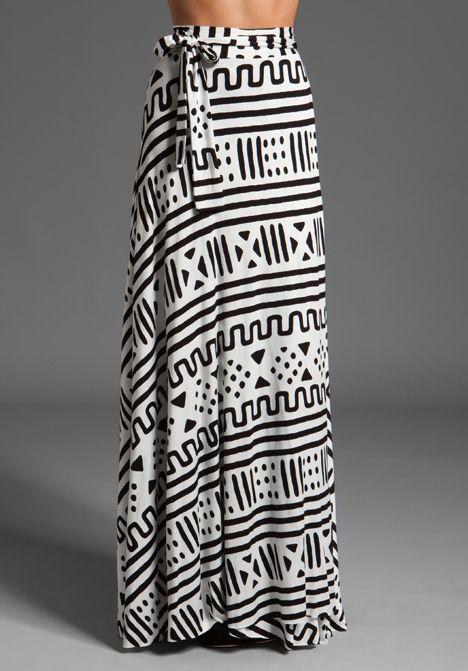 rachel-pally-long-wrap-skirt.jpg (468×671) | Apperal of a Woman ...