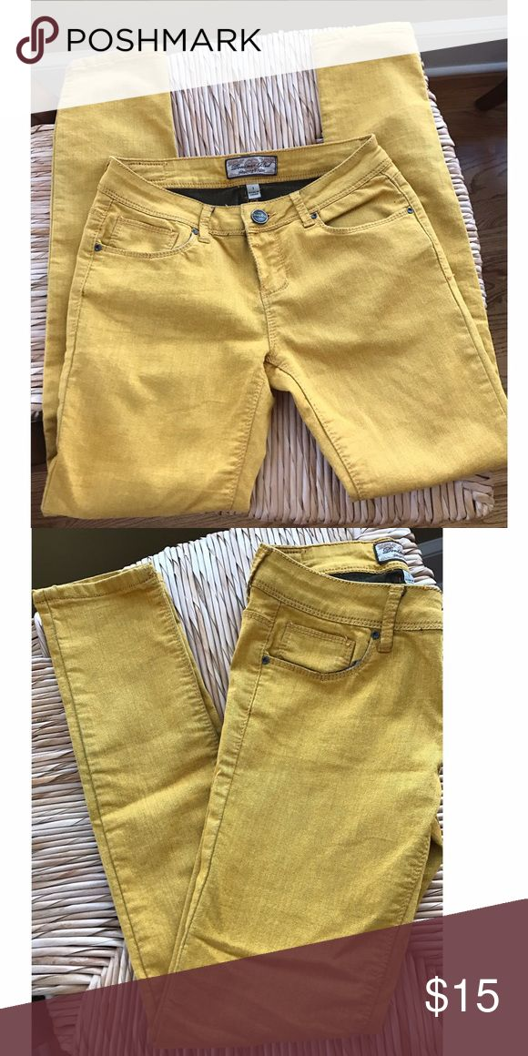 Golden yellow Skinny jeans Golden yellow skinny jeans. Jeans Skinny
