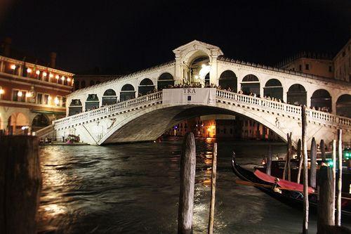 Ponte Rialto, Venice 2011