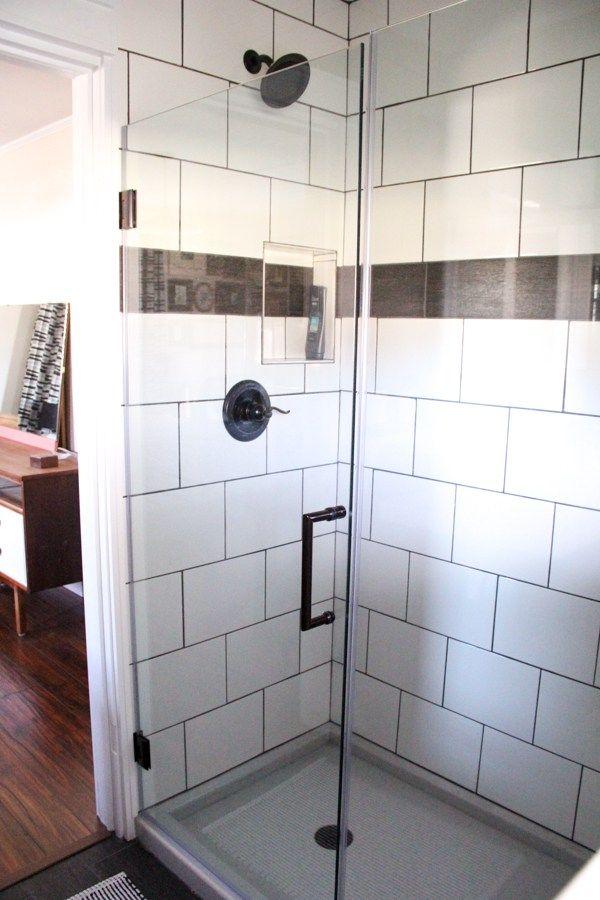 Best 25 Large White Ideas On Pinterest Shower Niche
