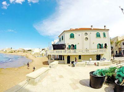 Kittling's Literary Tours: Montalbano's Sicily ~ Kittling: Books