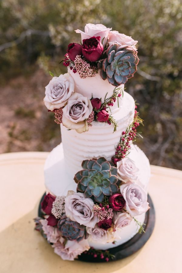 Copper & Rose Desert Romance