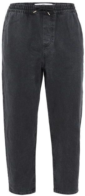 Topman Blue Denim Joggers