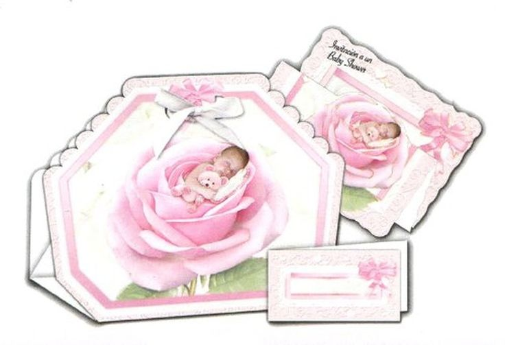 12 Baby Shower Bomboneiras, Ribbons, Party Favors, and Invitations wit – BuzzJewelry