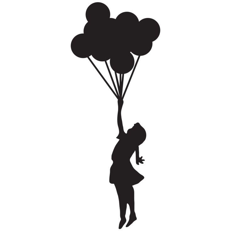 Umbrella And Silhouettes