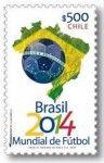 Die Fußball-Weltmeisterschaft 2014 auf Briefmarken und Sonderstempeln: http://d-b-z.de/web/2014/07/18/fussball-weltmeisterschaft-2014-philatelie-briefmarken/