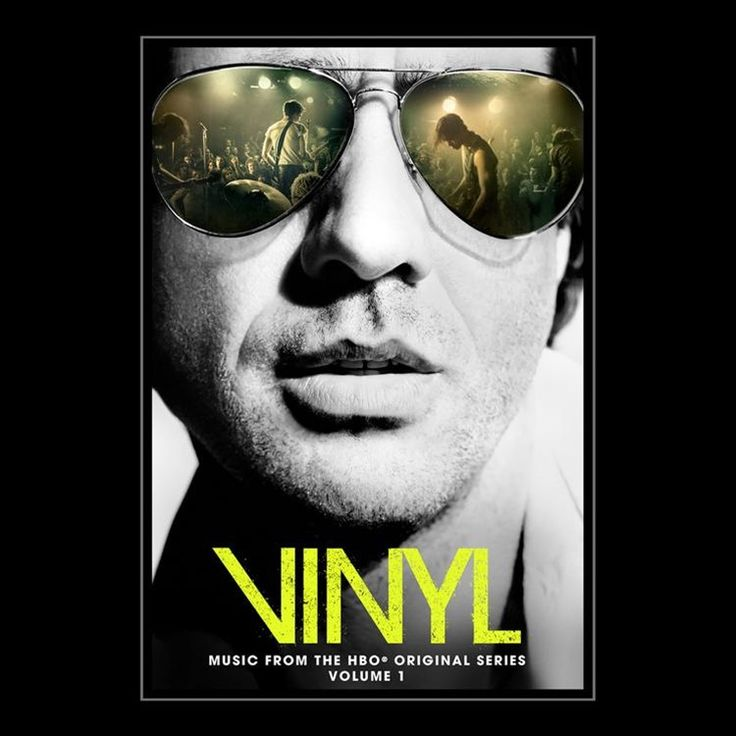 VINYL: Music From The HBO Original Series Volume 1 - Various Artists on Limited Edition 180g 2LP + CD