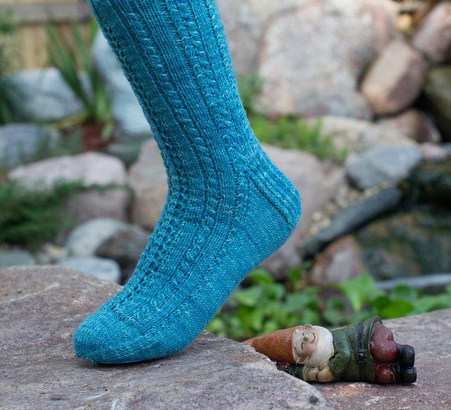 Ravelry: Kabouter Socks pattern by Adrienne Ku