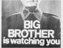 Sales of Orwell's '1984' spike after NSA leak