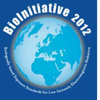 BioInitiative Report 2012 – What It Means For You!  EMF guidelines from  LLOYD BURRELL, THE EMF SPECIALIST!