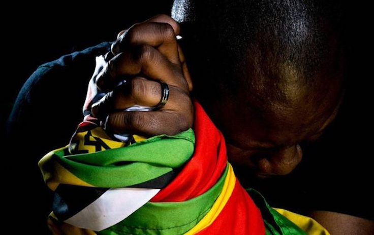 #ThisFlag: Zimbabwe's social media ninja tackles Mugabe's traditional brute.   With a Bible in one hand and iPhone in the other, Evan Mawarire makes an unlikely adversary to Robert Mugabe, who has seen off foes over 36 years in power.