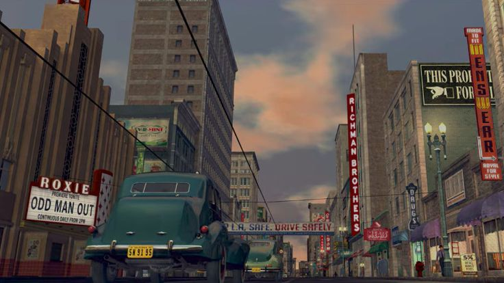 Rockstar Games shares 4K trailer for upcoming L.A. Noire re-release - check out this Innovative Video Game on thenoticecentre.com