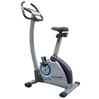 Infiniti PG725 Upright Exercise Bike