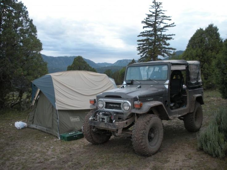 Land cruiser by Gurinder Gill on FJ Cruiser Cruisers, Fj40